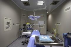 Sala operatoria  Clinica Ruesch