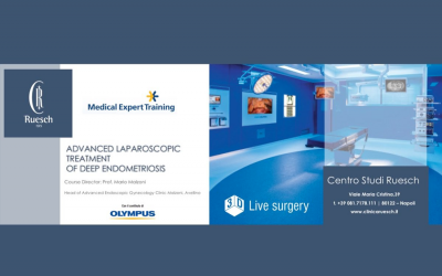 Corso di Perfezionamento sul trattamento per via laparoscopica dell'endometriosi profonda