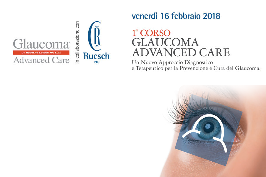 1° Corso Glaucoma Advanced Care