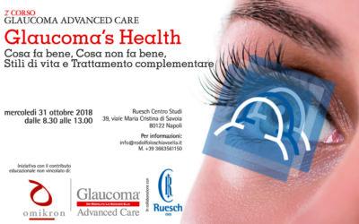 2° Corso Glaucoma Advanced Care