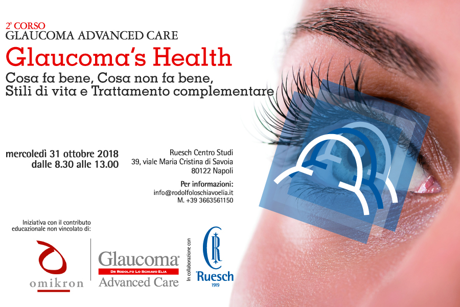2° Corso Glaucoma Advanced Care